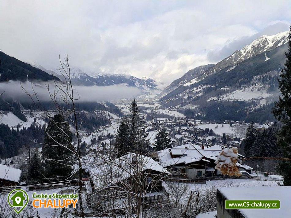 Bad Gastein Apartments 19 Rakousko Alpy 1r 003 Cs Chalupy Cz